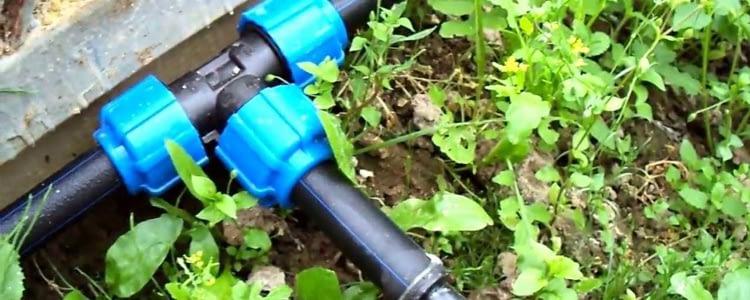 водоснабжения земельного участка