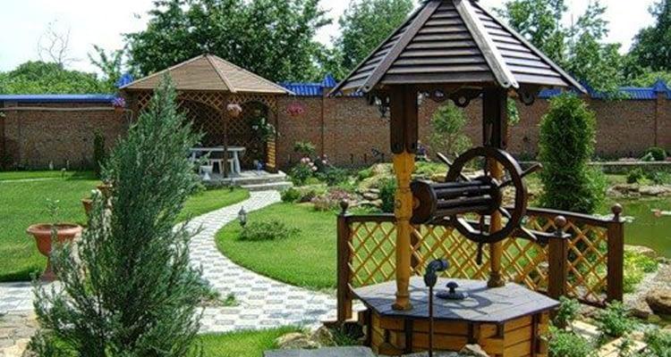 Садоваяархитектура